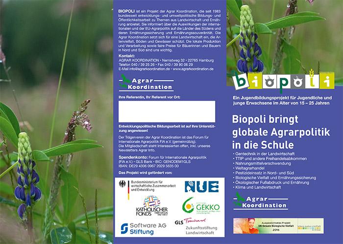 biopoli - Bauer macht Schule