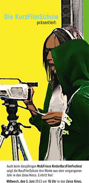KurzFilmSchul-Flyer 2013