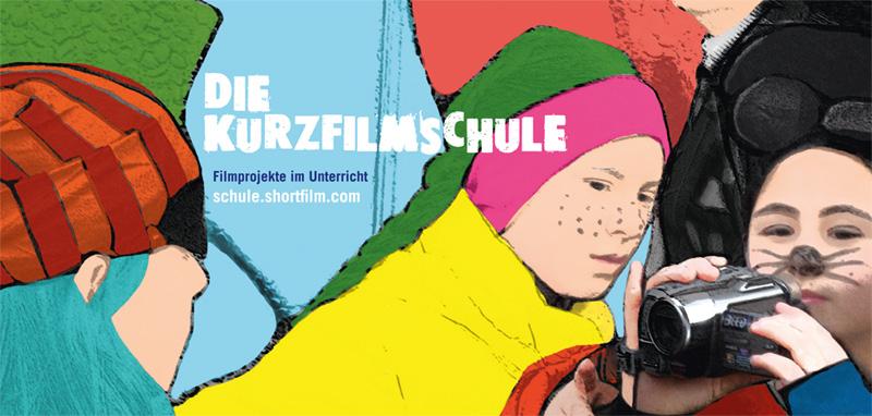 KurzFilmSchul-Flyer