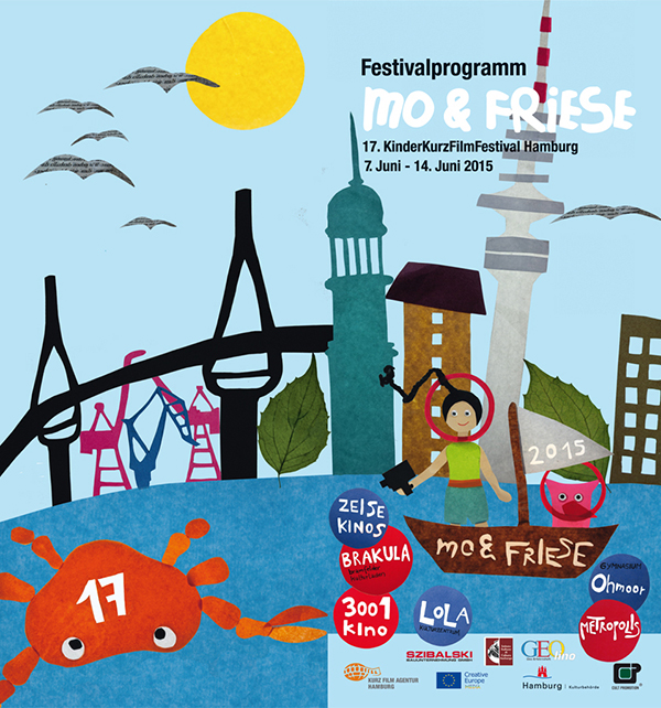 Mo&Friese Festival Programmheft 2015