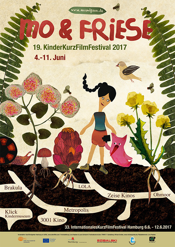 Mo & Friese Plakat 2017