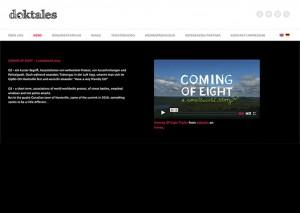 Webseite Doktales