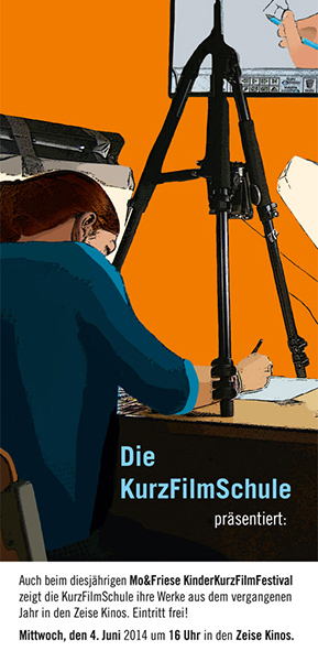 KurzFilmSchul-Flyer 2014